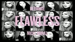 NEW! Beyoncé feat. Nicki Minaj - Flawless & Raps About Jay-Z Solange Elevator FIGHT! (Official Audio)