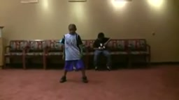 Lil Kids Get BUSY Dancing to Ludacris and lloyd