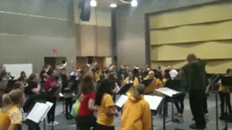 George Mason Marching Band Covers Rage Against the Machine
