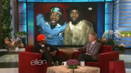 Andre 3000 Talks About Touring & Stylish Jumpsuits On Ellen