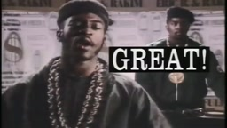 Eric B and Rakim Paid in Full Official Video