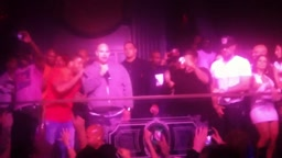 Fat Joe Performs At Las Vegas Nightclub