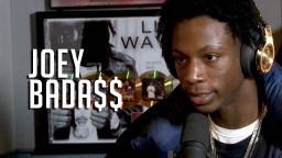 Joey Bada$$ talks Malia Obama, Kendrick Lamar + recent passing of cousin Pro Era's Junior B