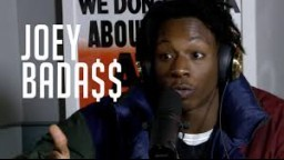 Joey Badass's Official Pre Album Interview + Freestyle w/ Rosenberg!