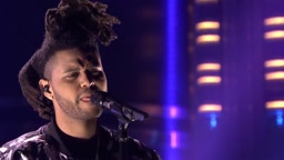 The Weeknd Performs Earned It On Jimmy Fallon beyonce valentines day music christian keyes
