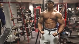 A Little Body Building Inspiration with Simeon Panda