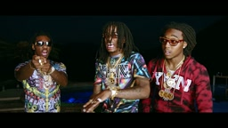 Watch: Migos One Time Official Music Video