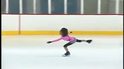 WATCH lil 9yr old Starr Andrews skating to whip