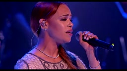 Faith Evans performs J Cole song Be Free Black Girls Rock