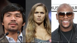 Ronda Rousey 'Manny Pacquiao will Beat Floyd Mayweather' - Full Interview (ESPN First Take)