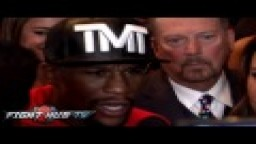 Mayweather is ready to retire, says Pacquiao biggest challenge & meeting w/Manny after fight