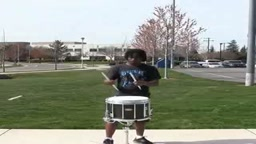 This Guy makes Nick Cannon in Drumline look like a rookie