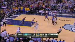WATCH: Stephen Curry Sinks Buzzer-Beater from 3/4-Court!!