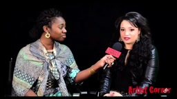Correspondent Simone Jameson Interviews Rising Pop Artist Kanisha K.