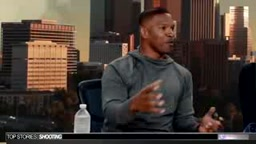 WTH!! Jamie Foxx Admits to Sniffing Coke with P Diddy