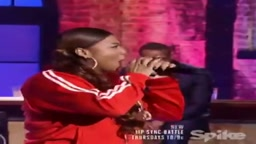 Queen Latifah Lip Syncs LL Cool J Rock the Bells