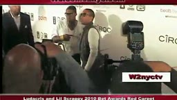 Ludacris and Lil Scrappy Bet Awards