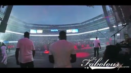 Fabolous Brings out Chris Brown, French Montana, Lil Kim, Busta Rhymes & More! [Summer Jam 2015]