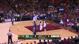 Stephen Curry Drops 25 Points to Seal Finals Win