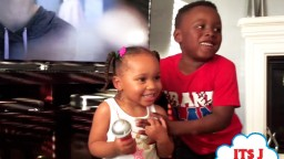 LOL!! RILEY CURRY Look-Alike Takes Over Jfunk and Friends Live Karaoke Session!!