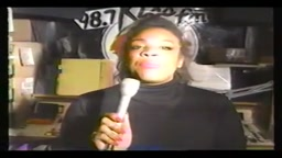 Wendy Williams back in the day befor the surgery - When She Dated Biggie