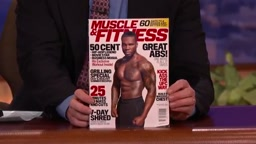 Curtis '50 Cent' Jackson Is Fit & Forty - CONAN Interview