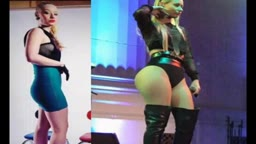 Iggy Azalea before and after booty Plastic Surgery