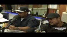 Ice Cube and director F. Gary Gray discuss the upcoming N.W.A film (Straight Outta Compton)