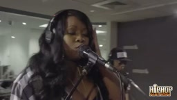 Remy Ma 'Poppin' Freestyle With Dj Suss One!