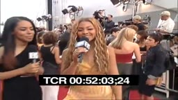 Beyonce and Aaliyah on the red carpet together
