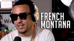 Watch French Montana Talks CHINX & RUMORS of a NEW girlfriend, 50 Cent & more.