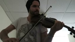 Violinist Does Trap Music