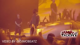 Drake Performs NEW Verse & 'Back To Back' At J. Cole's Forest Hills Drive Tour