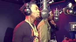Migos 'Fire In The Booth' Freestyle