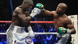 Mayweather vs Berto! Round by Round highlights!!