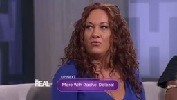 The Real Daytime: Rachel Dolezal Interview Gets GRILLED About Claiming Black [FULL Video]