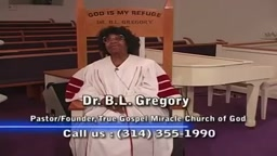 Hilarious Gospel Commercial WAIT FOR IT.....