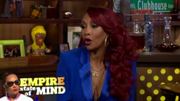 Uh Oh.... Vivica A. Fox Insinuates 50 Cent Is Gay!!