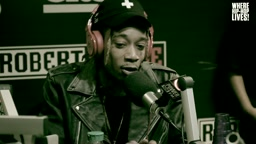 LOL... Wiz Khalifa Freestyles About Weed Over Adele's Hello