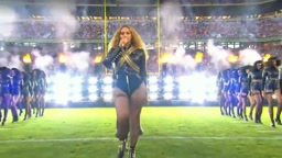 Super Bowl 50 Halftime Show - Bruno Mars & Beyonce ONLY [HD] 2016