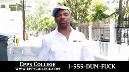 MIKE EPPS: What 'Everest' College really Want to say in Them commercials.
