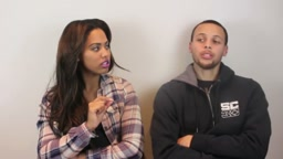 #14DaysOfLove Get To Know Ayesha & Stephen Curry