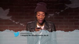 LOL... Drake, Wiz Khalifa & Common Read Mean Tweets