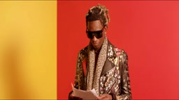WTH! Watch Young Thug Reading His 'Best Friend' Lyrics