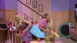 WATCH: Jennifer Lopez Twerking As a Teen on Jimmy Fallon's Latest Ew! Skit