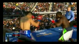 Victor Ortiz vs Andre Berto Full Fight KO Round 4