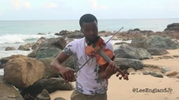 Lee England Jr - Drake - One Dance (Violin Cover)