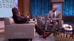Td Jakes Powerful message on the Steve Harvey Show