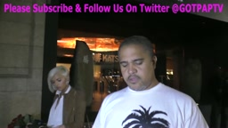 Irv Gotti talks about 50 Cent being a rat and about the Lil Wayne vs Birdman feud outside Katsuya Re