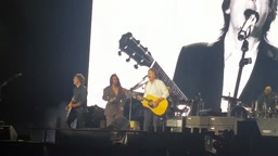 Rihanna Joins Paul McCartney For FourFiveSeconds At Desert Trip